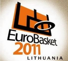 Résultats Euro Basketball Homme 2011