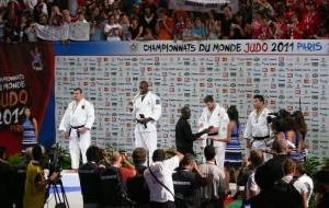 Mondiaux de judo : 5ème journée (F+78kg / H-100kg et +100kg)