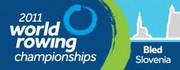 Sélection francaise du championnat du Monde d'Aviron à Bled