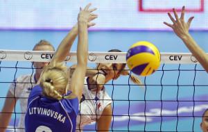 3ème journée de l'Euro de VolleyBall féminin