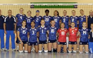 Euro Volley féminin 2011 : la sélection française