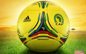 Comoequa, ballon officiel de la CAN 2012