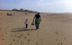 Participez à l'opération de nettoyage des plages…