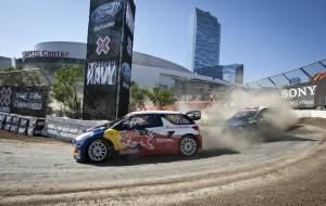 Sébastien Loeb remporte le Rallycross des X Games !!