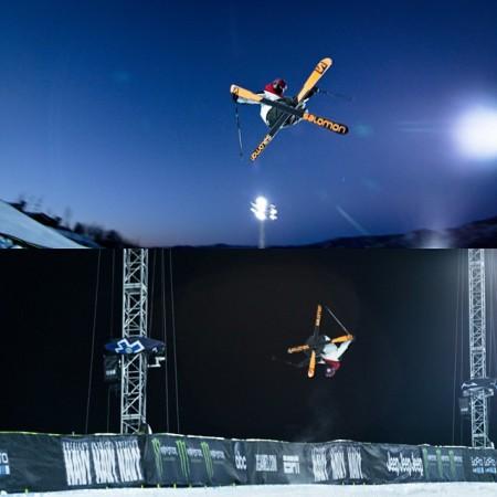 Thomas Krief X Games Aspen 2014