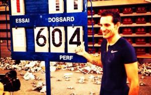 Renaud Lavillenie établit un nouveau record de France