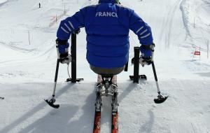 Sélection Française pour les Jeux Paralympiques de Sotchi 2014