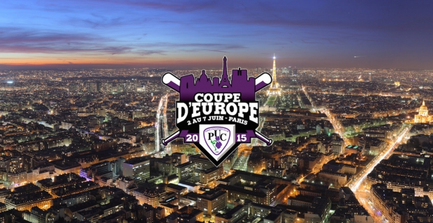 La Coupe d'Europe de Baseball s'installe à Paris !