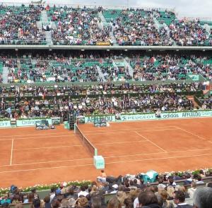 Roland Garros sur les réseaux sociaux