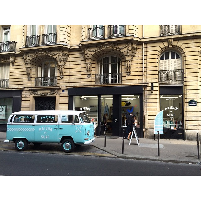 Oxbow maison de surf paris blog o sports for La maison du placard paris