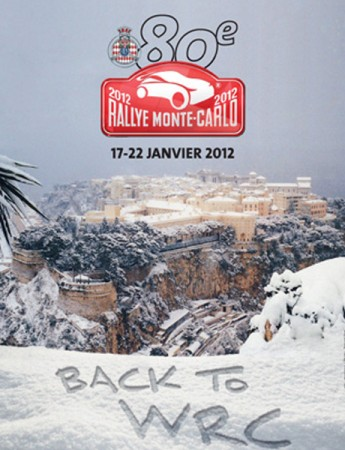 WRC Rallye Monte Carlo 2012