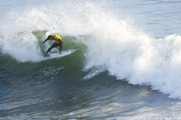 Michel Bourez, Steamer Lane