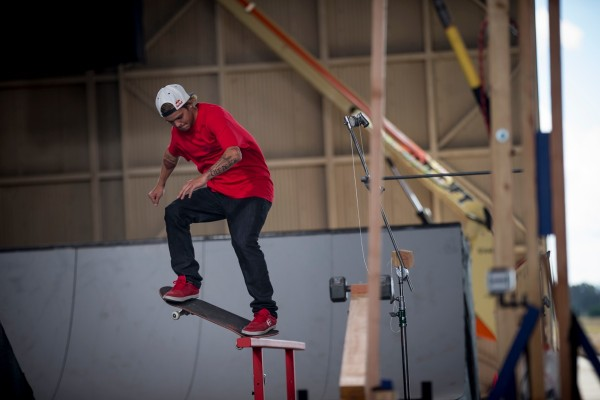 Ryan Sheckler - Red Bull Kluge